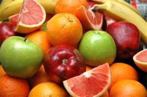 arance mele frutta fresca