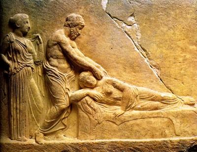 Igeia ed Esculapio