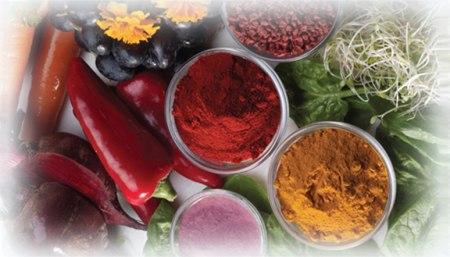 cibo a colori
